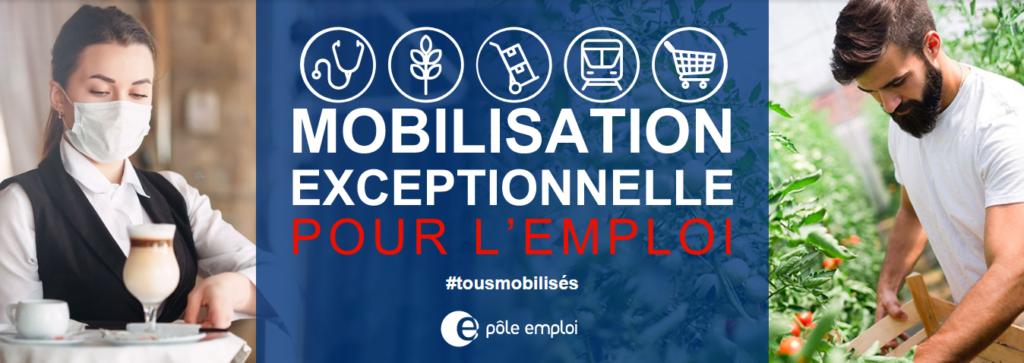 mobilisation emploi